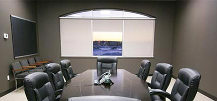 Commercial Windows Coverings
